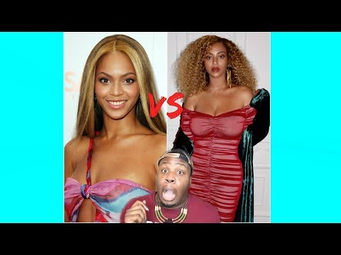OLD VS NEW BEYONCE! (BEYONCE CAREER EVOLUTION)  Zachary Campbell