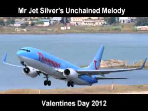 Unchained Melody. Mr Jet Silver