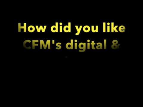 CFM - GYM UFO