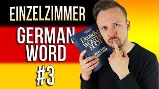 Learn German A.1 🇩🇪 Word Of The Day: das Einzelzimmer | Episode 03 | Get Germanized
