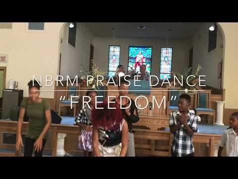 NBRM Dances to Freedom