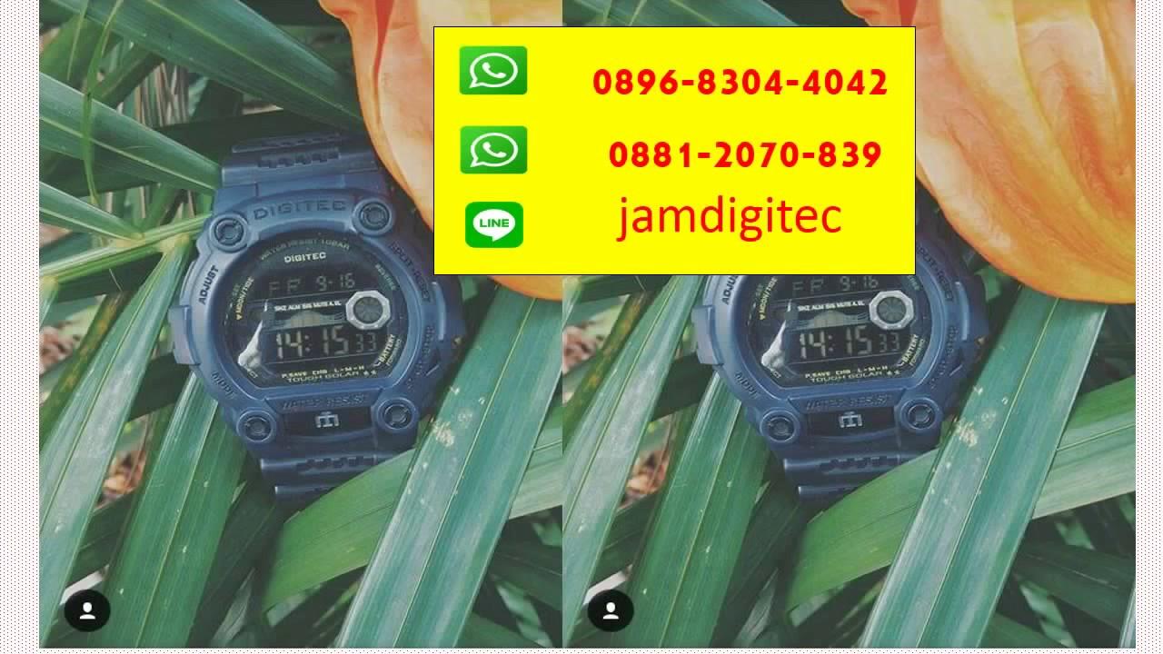 WA 0881 2070 839 Harga Jam Tangan Digitec Kw Wanita Wr10bar