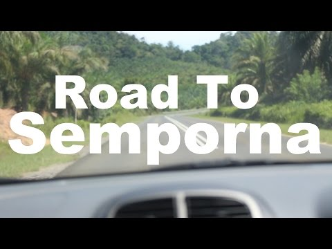 Trip To Semporna | A. Syaf | Gihn and Jackie
