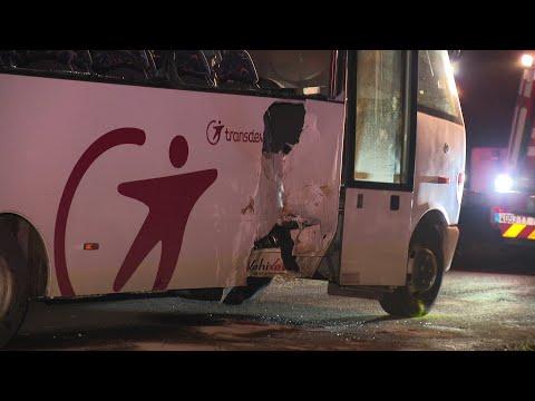 Torcy : un motard tué dans un accident avec un car scolaire, plusieurs enfants blessés