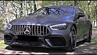 2019 MERCEDES AMG GT 63 S 4 Door Coupe 4Matic + | FULL REVIEW Interior Exterior SOUND Acceleration