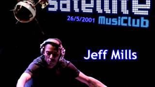 Jeff Mills @ Satellite Berlin 26/5/2001