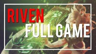 Dekar Riven VS Jayce Patch 6.24 Game 2 [FULL GAME]
