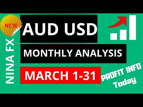 AUD USD Monthly Analysis Forecast For March 1 31, 2020 By NINA FX