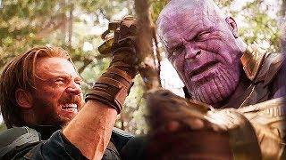 Trailer 2 Los Vengadores la Guerra del Infinito ''Increible Thanos'!- Mis Primeras Reacciones!
