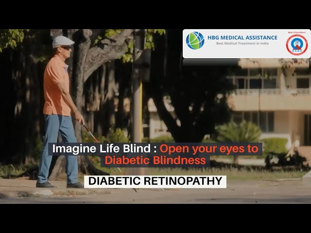Diabetic Retinopathy Treatment in India