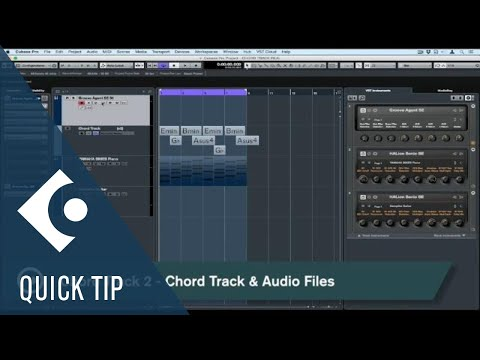 Audio Files and Chord Track 2 | Composing and Creative Workflows