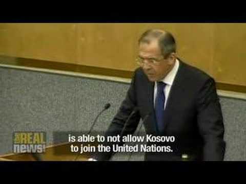 Russia to block Kosovo's bid to join the UN