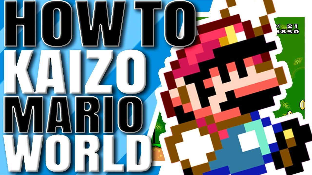 Downloading and Installing Super Mario World Rom Hacks