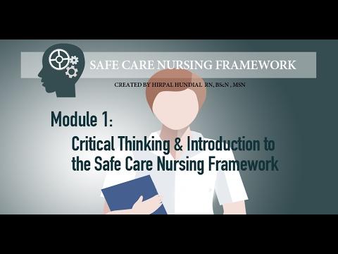 Safe Care Nursing Program - Module One (FREE)