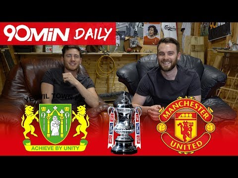 Can Yeovil cause a massive FA Cup upset vs Man United!? | Does VAR ruin football!? | Daily