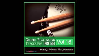 The Blessing of Abraham (C) [Donald Lawrence] [Drums Play-Along Track] SAMPLE