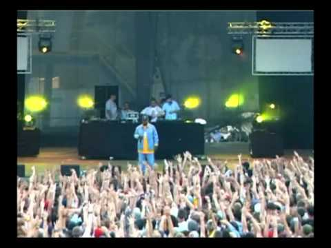 Rahzel - Live @ Splash '02 - Intro & My Mic Sounds Nice