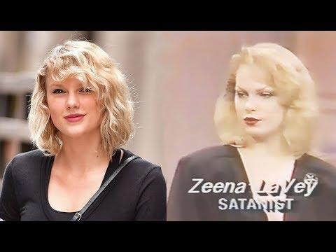 Czy Taylor Swift nie żyje? Kapłanka kościoła DIABŁA wyznaje prawdę...