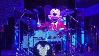 [4K] Mickey's Christmas Big Band 2018  - Walt Disney Studios Park