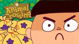 Stealing in Animal Crossing
