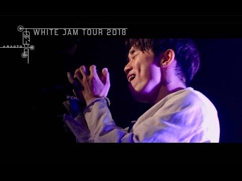 WHITE JAM / ウソツキ [LIVE 2018 - SHIROSE talk]