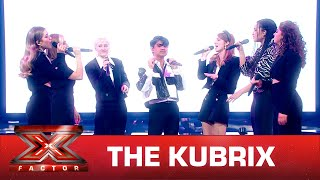 The Kubrix synger 'People, I've Been Sad' - Christine and the Queens (Liveshow 2)   X Factor 2021