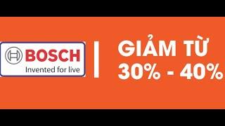 Review Bếp từ Bosch PID631BB1E - Sản xuất tại Tây Ba Nha