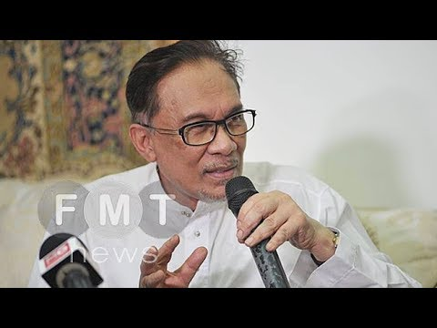 Jangan hukum Najib secara undang-undang rimba, kata Anwar