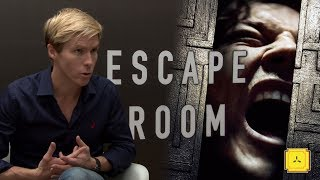 Entrevista Con Adam Robitel Sobre ESCAPE ROOM