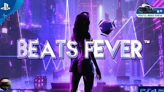ITS A DANCE PARTY!! || Beats Fever PSVR First Impressions || PS4 PRO || PSVR 777 ||