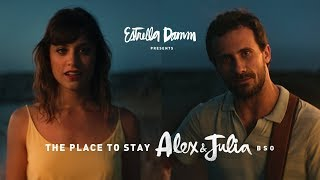 "[BSO] ""The Place to Stay"" d'""Àlex i Júlia"". Estrella Damm 2018"