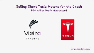 How to make 1000% investing & trading Tesla Motors stock