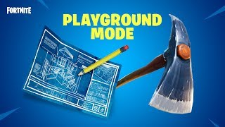 PLAYGROUND MODE | AVAILABLE NOW thumbnail