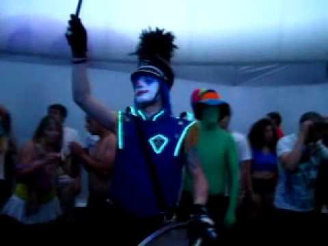 EDC 2011 Las Vegas Heneken Domes - La'Reda