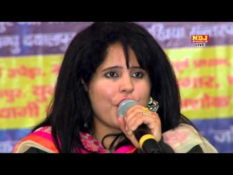 Preeti Choudhary Hit Ragni  - Ek Raat Ke Bichhdan Te - Kuchesar Ragni Compitition