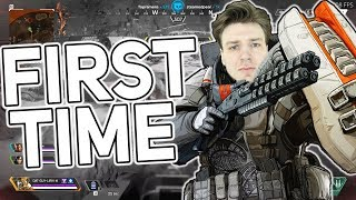 Hashinshin Tries Apex Legends For The First time !