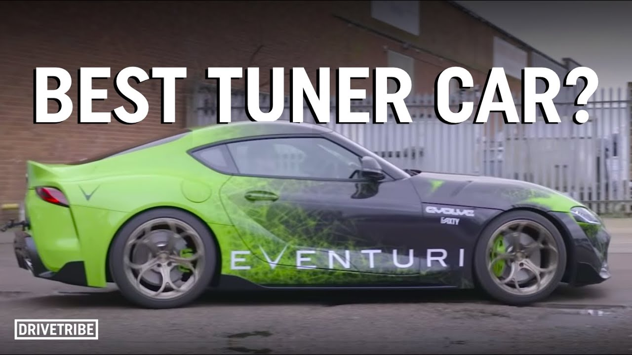Is the new Toyota Supra engineered to be a good tuner car?
