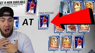 DESTROYING THE NEW DIAMOND SHOHEI OHTANI MLB THE SHOW 18 VS. KOOGS46!