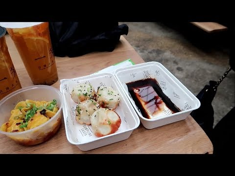 【Vlog】吃吃吃的一天 | Old Spitalfields Market | Shoreditch