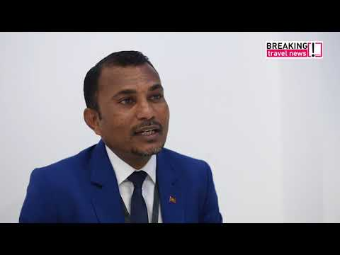 Haris Mohamed, acting managing director, Maldives Marketing & Public Relations Corporation