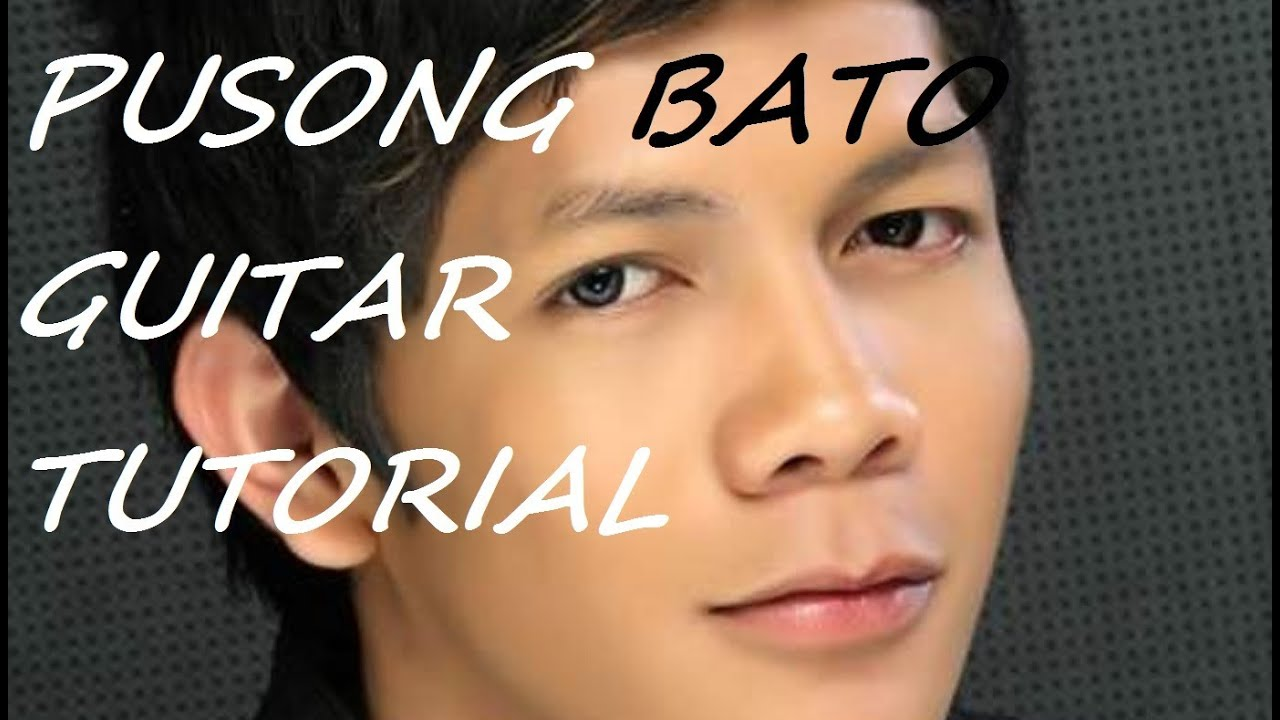 How To Play Pusong Bato Jovit Baldivino Guitar Tutorial Chords