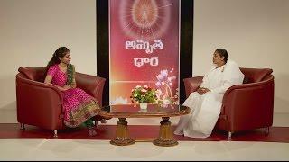 016 Amritdhara - Vijaya Behn - Telugu - Brahma Kumaris