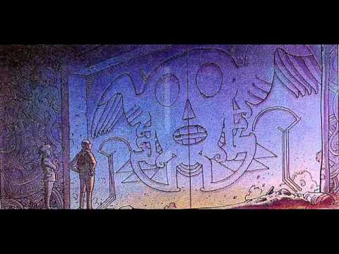 The Star, by Moebius