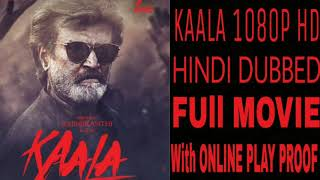 KAAlA (1080p) Hindi Dubbed full HD movie Download in 10 minutes with online play proof.