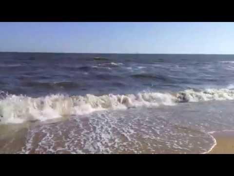 Благовещенская станица. Анапа. Пляж на Бугазской косе.