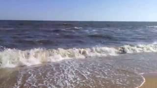 Благовещенская станица. Анапа. Пляж на Бугазской косе.(Бугазская коса — полоса суши длиной около 12 километров и шириной 250—300 метров, протянувшаяся между Бугазск..., 2016-06-26T01:28:16.000Z)