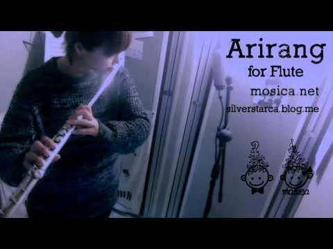 아리랑 Arirang for flute - Korean Traditional Song / 플룻 엠알 MR Instrumental