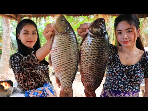 Yummy Cooking Fish Fry With Vegetable Recipe - Natural Life TV