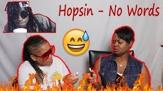 SoundHound - No Words 2 [Skit] by Hopsin