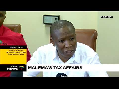 Malema issues a stern warning to people threatening his family